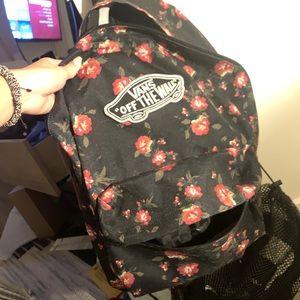 Vans Floral Backpack